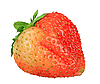 Red strawberry | Stock Foto
