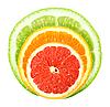 ID 3033052 | Set von Zitrusfrüchte | Foto mit hoher Auflösung | CLIPARTO