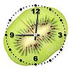 ID 3033086 | Kiwi slice as clock | High resolution stock photo | CLIPARTO