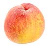 Red-yellow peach | Stock Foto