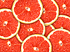 Background with grapefruit slices   Stock Foto