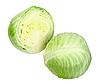 Photo 300 DPI: green cabbage