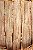 Brown wood background | Stock Foto
