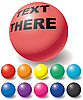 Vector clipart: Set of color balls