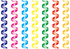 Vector clipart: Ribbons