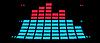 Векторный клипарт: Показатель музыкального оборудования