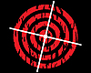 Vector clipart: Target symbol