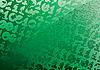 abstrakter grünen Hintergrund. Digits. Grunge