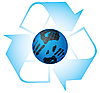 Vector clipart: Save our planet