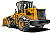 Bulldozer | Stock Vector Graphics