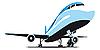 客机 | 光栅插图