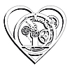 Mechanical Heart Outline