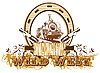 Vector clipart: Wild West Vignette