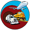 Vector clipart: cargo transportation