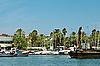 ID 3012863 | Jachtklub an der Küste | Foto mit hoher Auflösung | CLIPARTO