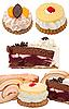 ID 3013749 | Verschiedene Kuchen | Foto mit hoher Auflösung | CLIPARTO