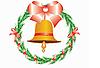Vector clipart: christmas wreath