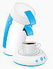 Vector clipart: coffee maker