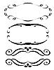 Vector clipart: design elements
