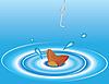 물고기와로드 | Stock Vector Graphics