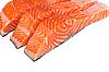 Fillet of salmon    Stock Foto