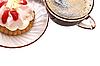 ID 3014625 | Filiżankę kawy i kawałek ciasta | Foto stockowe wysokiej rozdzielczości | KLIPARTO