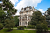 Villa in the city park, Baden-Baden. | Stock Foto