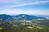 Aerial view Baden-Baden | Stock Foto