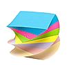 纸记录,扭成螺旋形。 | 免版税照片