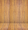 Abstract wooden interior. | Stock Foto
