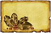 ID 3019258 | Old Christmas Card | Stockowa ilustracja wysokiej rozdzielczości | KLIPARTO