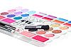 Cosmetics set isolated over white  | Stock Foto