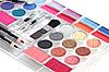 Photo 300 DPI: cosmetics set isolated over white