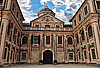 Фото 300 DPI: Замок Фаворит в Раштатт-Фёрше. Германия.