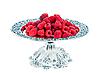 Raspberry isolated on white | Stock Foto