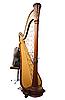 Photo 300 DPI: Harp on white
