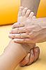 Photo 300 DPI: foot massage
