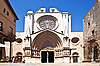 Catholic Cathedral in Tarragona | Stock Foto