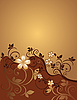 Vector clipart: floral pattern