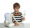 ID 3119954 | Little boy makes inhalation with nebuliser | High resolution stock photo | CLIPARTO