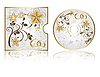 Vector clipart: Wedding CD Labels