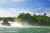 Photo 300 DPI: Rhine Falls. Northern Switserland