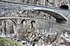 ID 3313310 | Devil`s bridge at St. Gotthard pass, Switzerland. Alps | High resolution stock photo | CLIPARTO