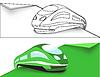Green High-speed train