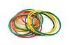 Elastic bands   Stock Foto