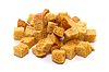 White bread croutons | Stock Foto