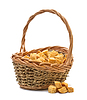 ID 3381396 | White bread croutons | High resolution stock photo | CLIPARTO