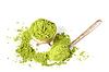 粉绿茶 | 免版税照片
