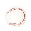 ID 3015345 | Ball für Baseball auf Weiß | Foto mit hoher Auflösung | CLIPARTO
