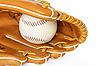 ID 3015349 | Baseball łapacz z piłką | Foto stockowe wysokiej rozdzielczości | KLIPARTO